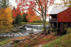 Weston Mill Autumn