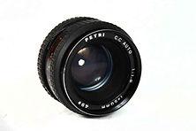 pertri cc auto 50mm f1.8