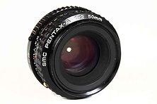 Pentax SMC A 50mm f2