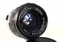 Soligor 35mm f2.8 TX