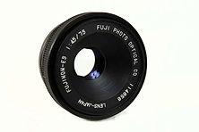 Fujinon ES 75mm f4.5
