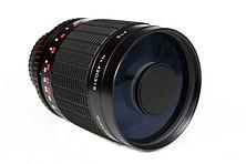 Quantaray 500mm f8 Mirror
