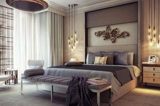 Inspiração da noite: quarto de casal!