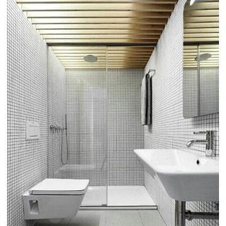 #inspiração: branco total + madeira