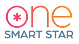 one smart star, logo