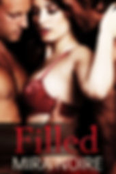 Book: Filled, by Mira Noire