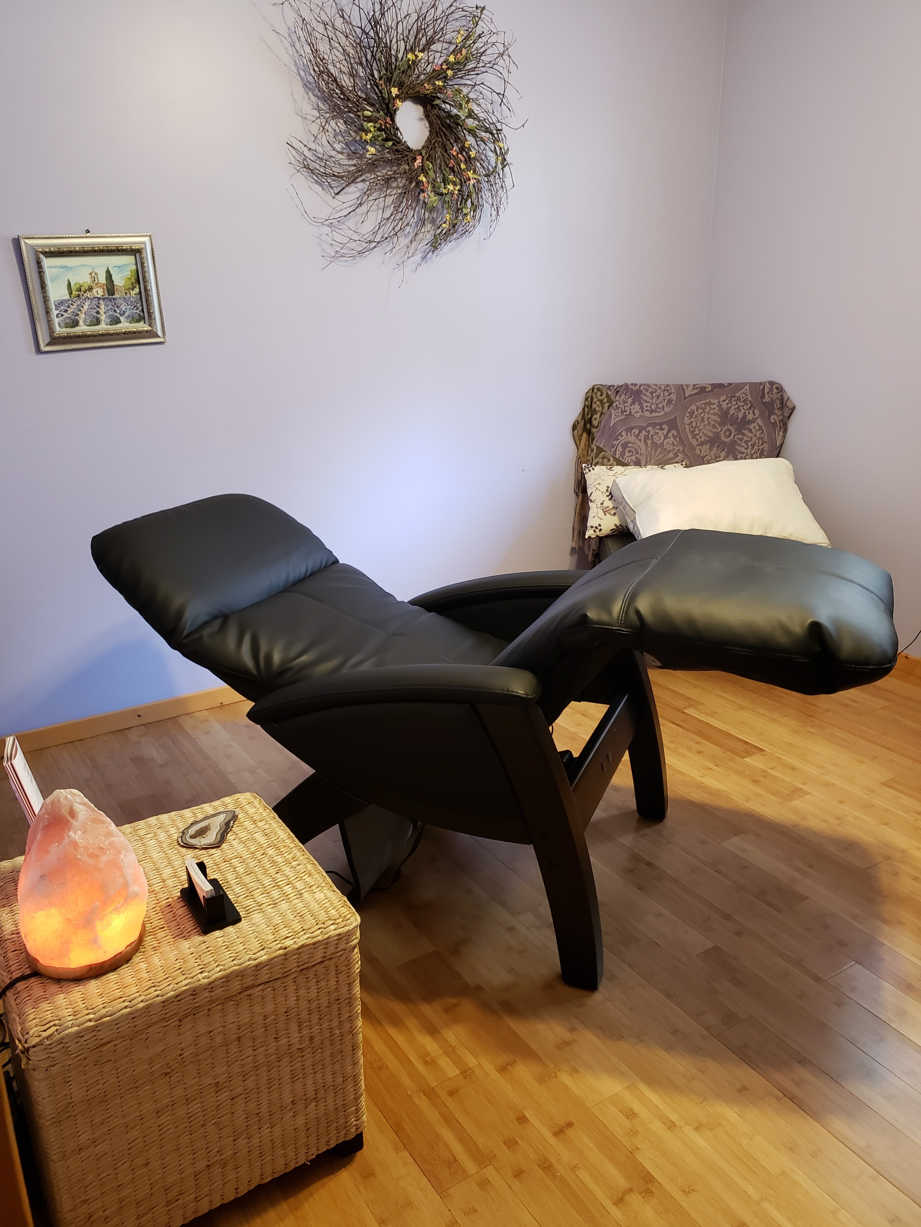 Initial Foot Reflexology Appointment