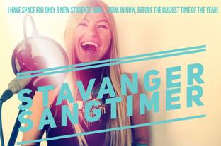 Stavanger Singing Lessons
