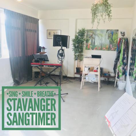Studio Stavanger Sangtimer