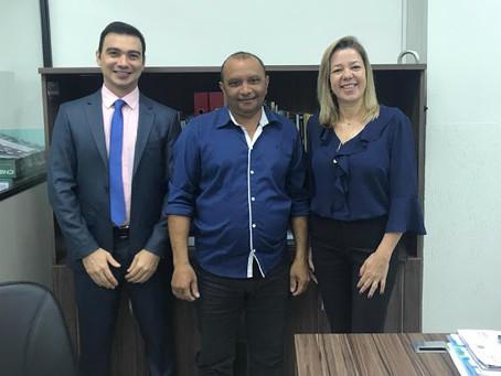 Presidente da Câmara Raquel Sousa (PT) cumpre agenda na capital do Estado do Acre