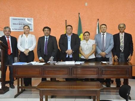 Poder Legislativo de Tarauacá aprova projeto de Lei 935 que concede Bolsa para alunos do PARFOR