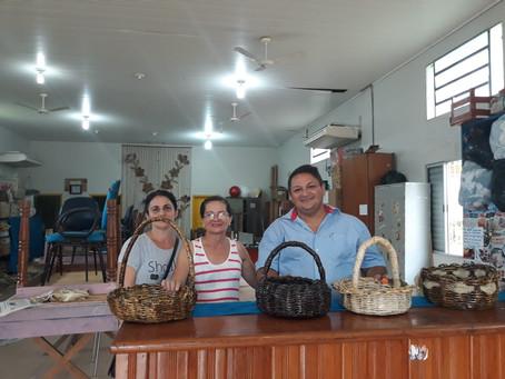 Vereador Príncipe cumpri agenda em Rio Branco