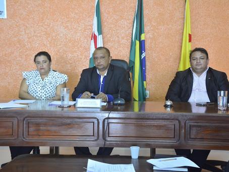 Câmara de Tarauacá realiza 20ª sessão ordinária de 2019