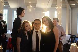 Katy, Christian, and Riley