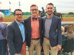 Brothers at Keeneland