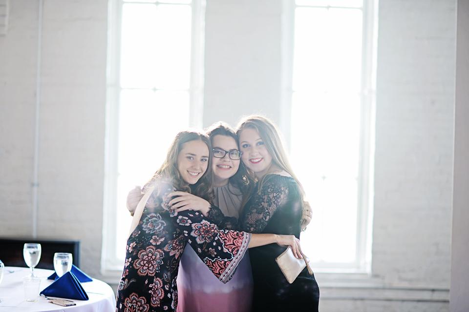 Emma, Eva, & Cassidy