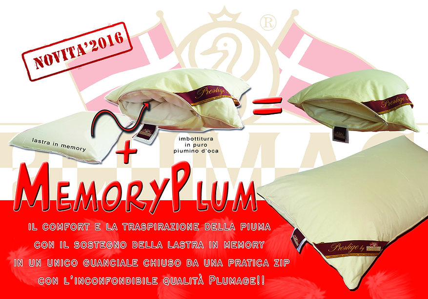 MEMORY PLUM plumage