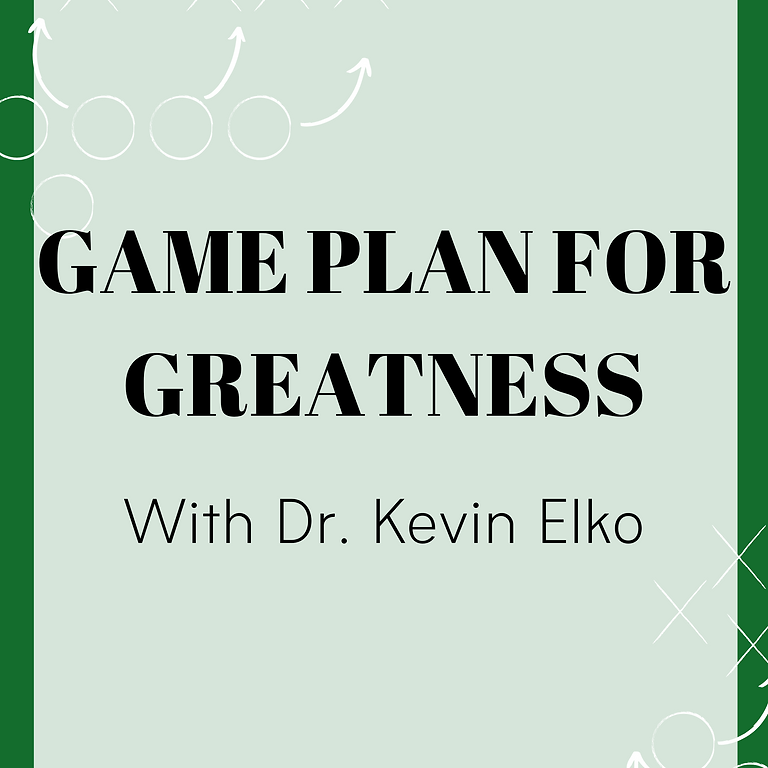 Game Plan for Greatness Tampa