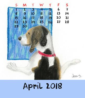 2018 HSHC Calendar