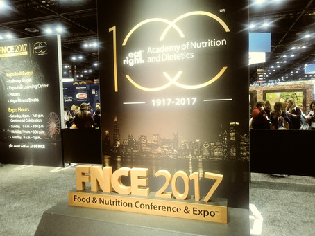 On the Road Again with the Food and Nutrition Expo Conference! Part 2