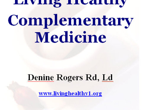 Living Healthy Complementary Medicine
