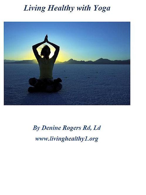 Living Healthy Yoga