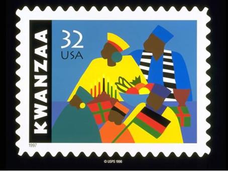 Happy Kwanzaa Time!