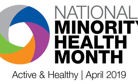 National Minority Health Month 2019