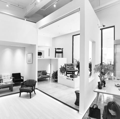 Shanghai Furniture Theatre showroom