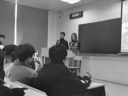 即兴建筑讲座 Improvisation Architecture lecture