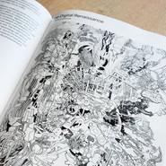 绘画未来:数字文艺复兴出版物 Drawing Futures: The Digital Renaissance publication