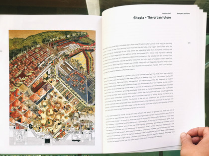 《智能城市2.0》,作者:CJ Lim+Ed Liu-尼日尔大巴黎 Smartcities 2.0 - The Grand Paris of Niger publication