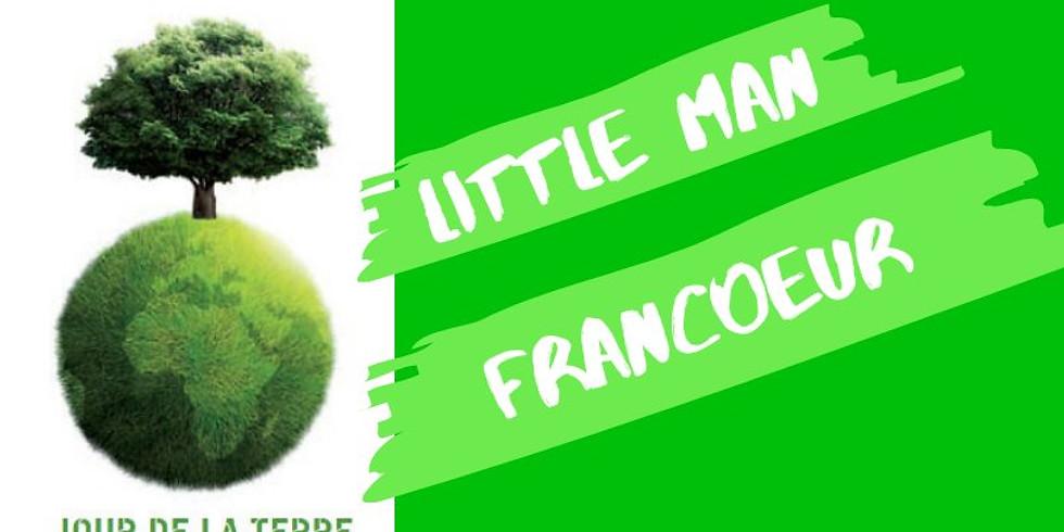 Little Man & Francoeur en concert