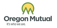Oregon Mutual logo full color themeline