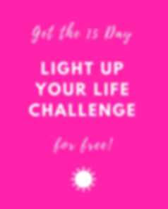 light up your life challenge shani jay
