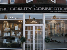 beauty salon glasgow