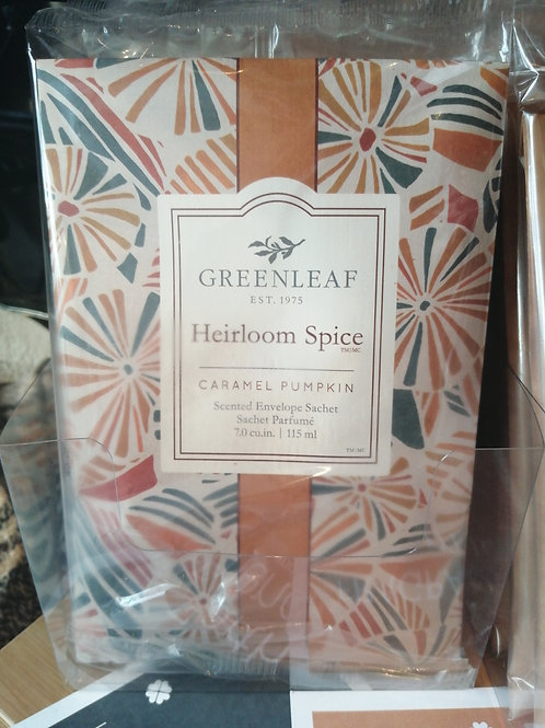 Fragrance Sachet Large Heirloom Spice