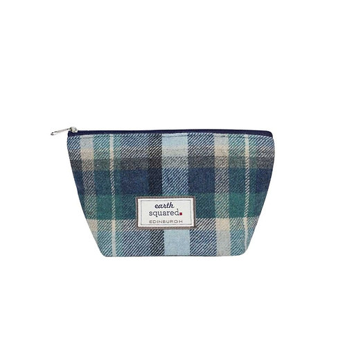 Tweed Make-up Bag colour cloud