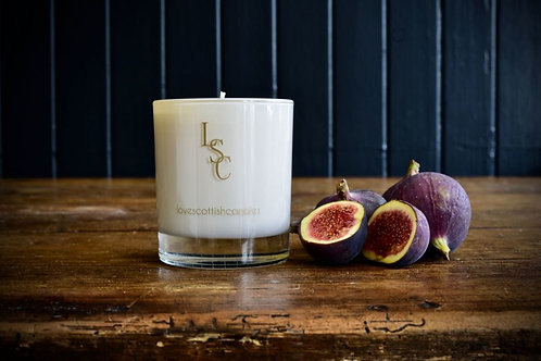 Love Scottish Candles Cassis and Fig