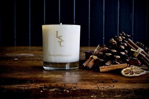 Love Scottish Candles Fireside