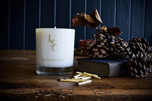 Love Scottish Candles Smoked Oak