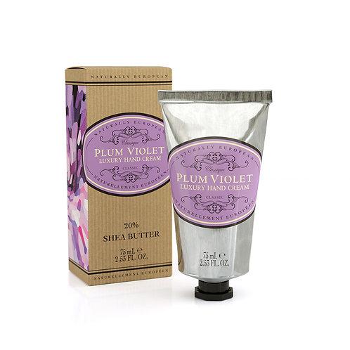 Hand Cream Plum Violet