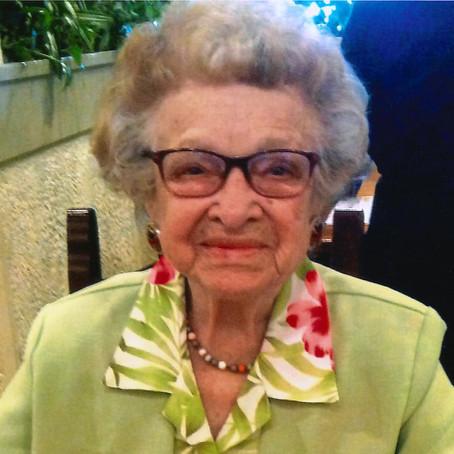 Olga Nahirniak Obituary