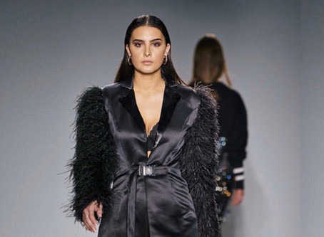 Matt Sarafa's F/W20 Couture Collection + NY Fashion Week
