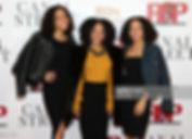 Sa'Nefer Holly, Amsara Holly and Ariana Holly of Holly Girlz