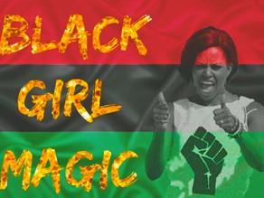 BLACK GIRL MAGIC✨