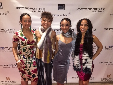 METROPOLITAN FASHION WEEK:  HG RECAP