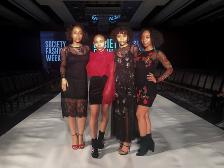 SOCIETY FASHION WEEK: HG RECAP