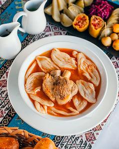 national azerbaijani cuisine - surhullu