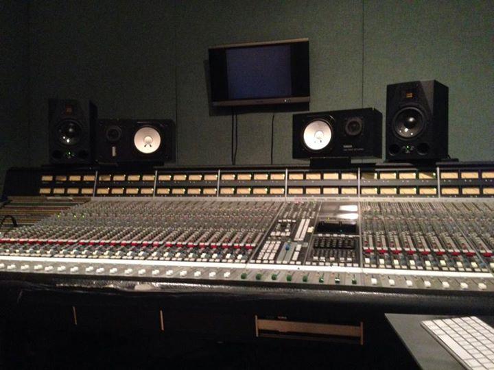 Rax Trax Studio - B Room